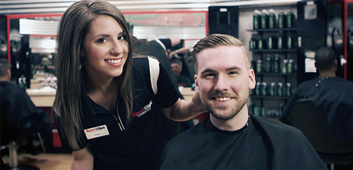Sport Clips Haircuts of Portland 205 Place Haircuts